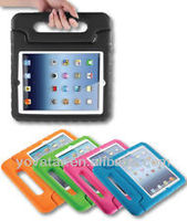 silicone drop proof case for ipad 2 3 4