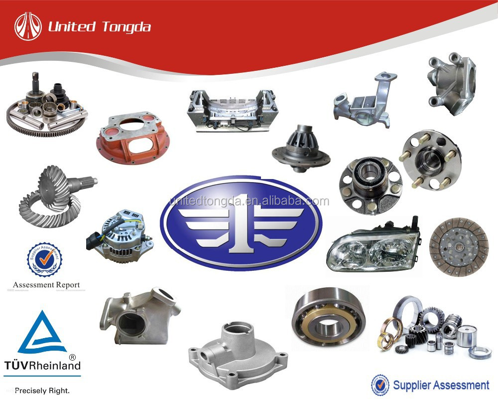 FAW J6 truck spare parts
