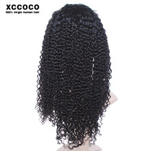 "Factory Supplier Premium Brazilian Human Hair 8""-28"" Full Lace Wigs"