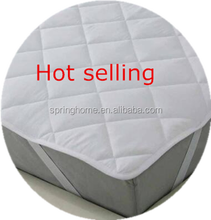 cotton quilted mattress protector/mattress cover/mattress pad