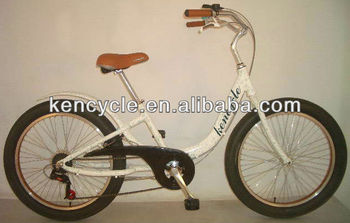 20 inch 7 Speed Adult Lady Beach Cruiser SY-BC2018