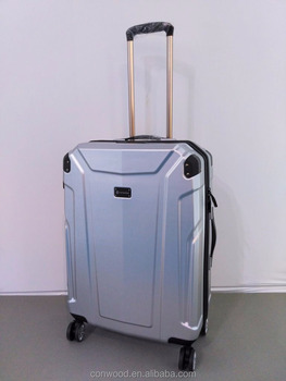 ABS+PC film trolley case in 3pc set