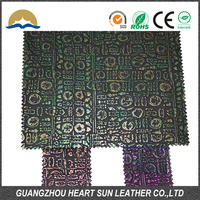 pvc/pu artificial pvc imitation leather for home decoration nature wallpaper