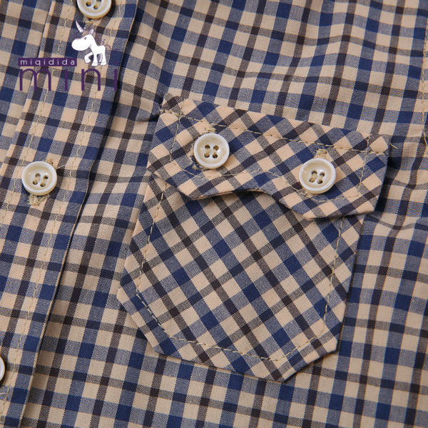 kids clothing stock organic cotton baby boy petti shirt wholesale baby clothes