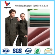wholesale durable top quality polyester and cotton gabardine uniform fabric in store