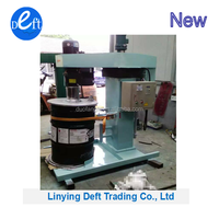 Chemical Hydraulic Lift Paint Dissolver Disperser Mixer ,high speed paint mixer