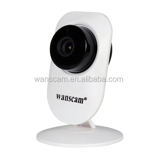 Wanscam Home Camera 720p Wireless IP Camera Security Surveillance System White