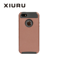 TPU+PC Dual Layer Hard Back Mobile Phone Case Cover For iphone 6 6s XR-PC-45-3