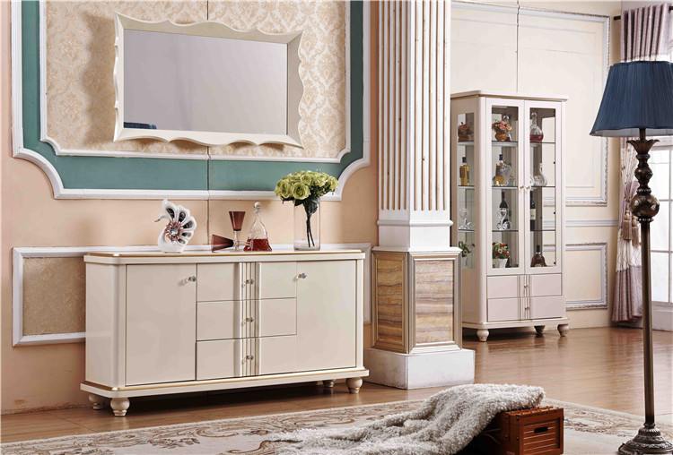 Promotion Price Modern Buffet Furniture Counter Wood Sideboard Buffet
