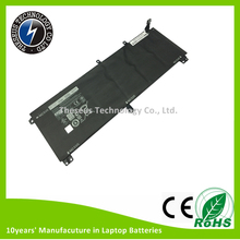 Hot Sale 11.1v 61wh Genuine Laptop Battery for Dell Precision M3800 XPS 15 Battery 61Wh TOTRM H76MV Laptop Battery