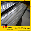 Diamond aluminum embossed roofing sheet/ceiling sheet with PVC film
