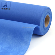 pes industrial cleanroom nonwoven paper spunlace for spa wet wipes