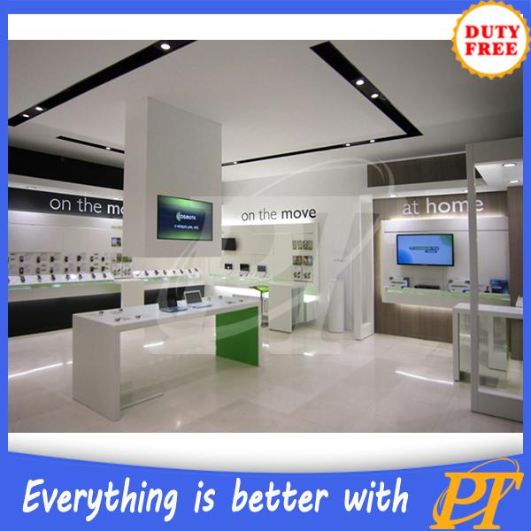 Modern Computer Shop Interior Design,Shop Counter Design For ...