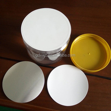 PE foam liner for bottle cap seal
