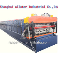 Job double layer roll forming machine/Double sheet forming machine/Rolling machine