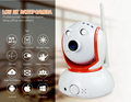 First Released! Mini P2P 3 megapixel HD wifi IP camera Support ONVIF protocol