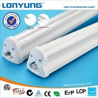 UL listed fluorescent lighting fixture for t8 with ul