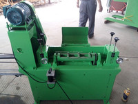 Metal Wire Straightener and Cutter Machine