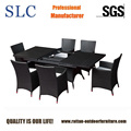 Outdoor Garden Polywood Extendable Table Set (SC-5082)