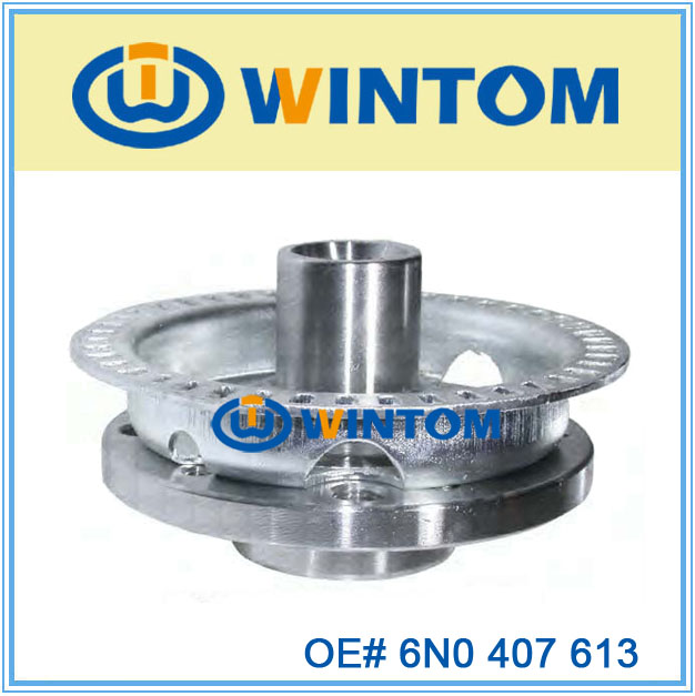 Front Axle VW polo electric wheel hub with ABS impulse ring motor car 6N0 407 613