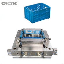 high quality hot sale customer made hot runner plastic injection crate mould beer basket mold