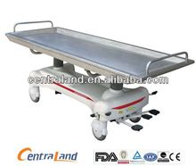 Hydraulic Embalming Table mortuary equipment