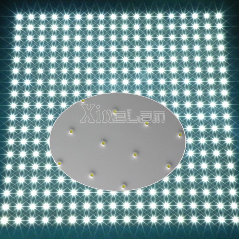 300x300mm led sign backlight DC12V Series connection 85pcs