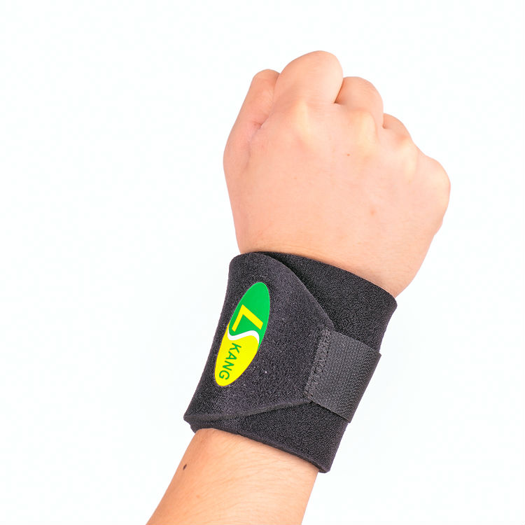 Adjustable sport wrist support High quality Neoprene Gym wristband