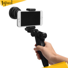 mobile phone camera lens wide angle macro lens with Hand-hold Tripod for cell phone