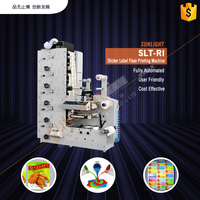 SLT-RI 5 colour plastic nylon bag flexible printing machine price
