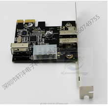 PCI-E Video capture card audio 1394A6 1394A4 PCI-E1X