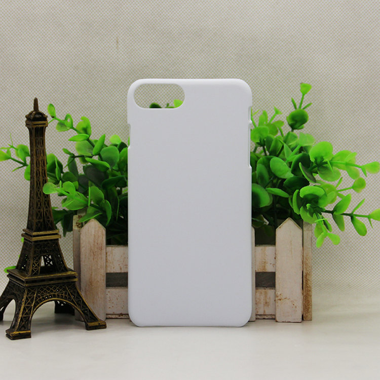 3D Film phone case for iphone4/ High-quality blank cell phone case for Iphone/ OEM sublimation phone case