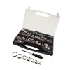 51 PC Customized Adjustable Anchor Hose Clamp Assortment