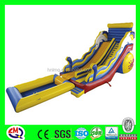 2016 best slide!!!! commercial grade inflatable snow slide