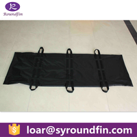 Professional custom disposable PVC dead body bag for hospital