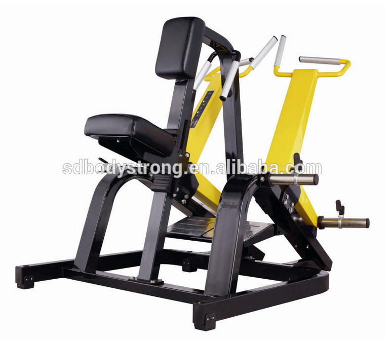 Free Weight PRO-006 Row/Customized Commercial Trainer/Hammer strength