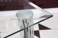 8 mm Edged Glass