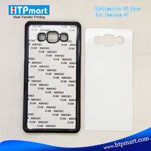 Bulk sale 2D sublimation Blank Phone Case for Samsung iphone covers