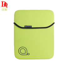 wholesale eco-friendly cheap price neoprene laptop case without zipper