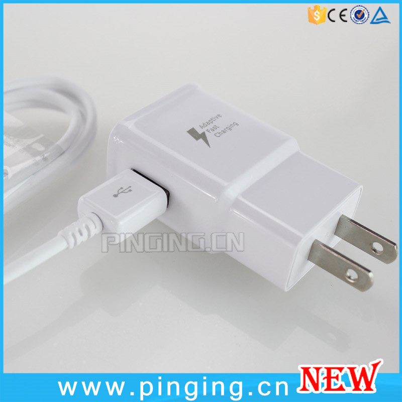 New 2016 Universal Mobile 5V 2.1A Portable USB Phone Charger for iPhone Samsung