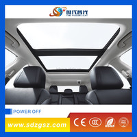 electronic smart film for car window tint