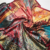 90*90 Receive custom design colorful scarves silk the most fashionable hijabs scarves islamic