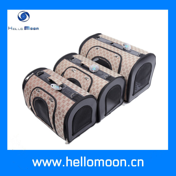 new arrival high quality portable soft beautiful PET carrier/BOX/bag
