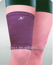Custom woven stretch cricket thigh guard