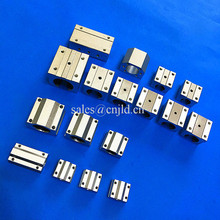 Linear Slide Unit SBR20 and Linear Motion block SBR20UU Bearing for CNC parts