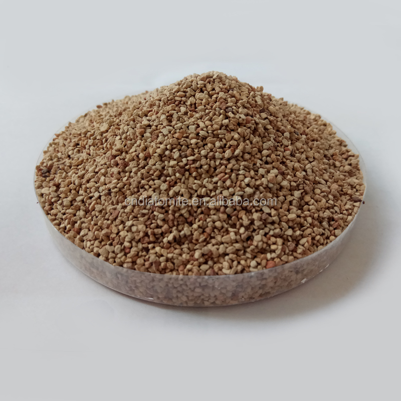 diatomite oil or water absorbing materials
