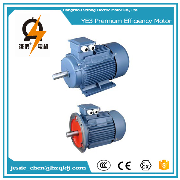 5hp 380v 60hz three phase induction electric motor