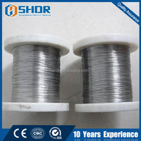 Nichrome alloy electric heating resistance strip