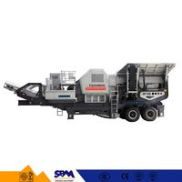 SBM German technical china mining equipment/impact mobile crusher