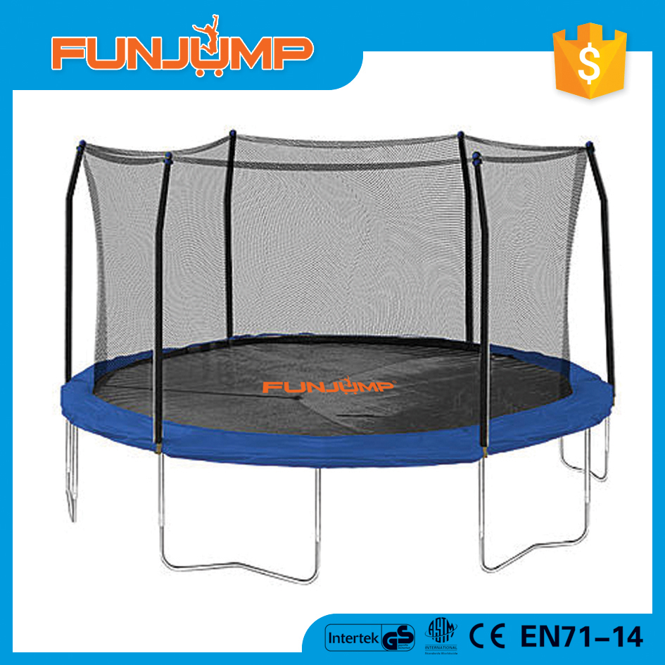FUNJUMP sport-safety used 16ft long inflatable trampolines from China